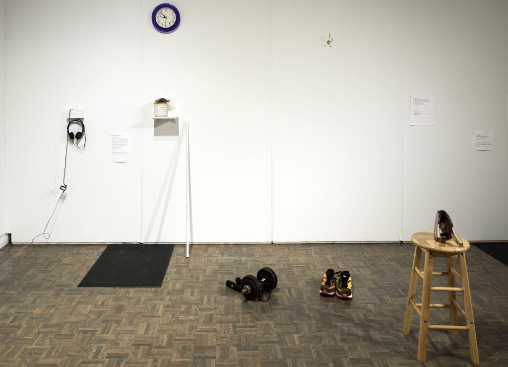 Objects in gallery