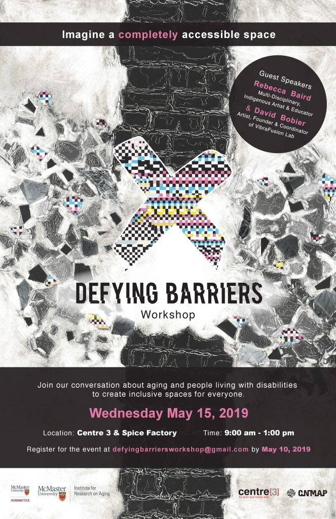 Poster for Defying Barriers