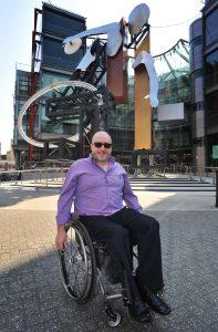 A photo of Tony Heaton
