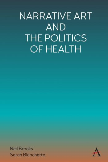 Book cover of Narrative Art and the Politics of Health